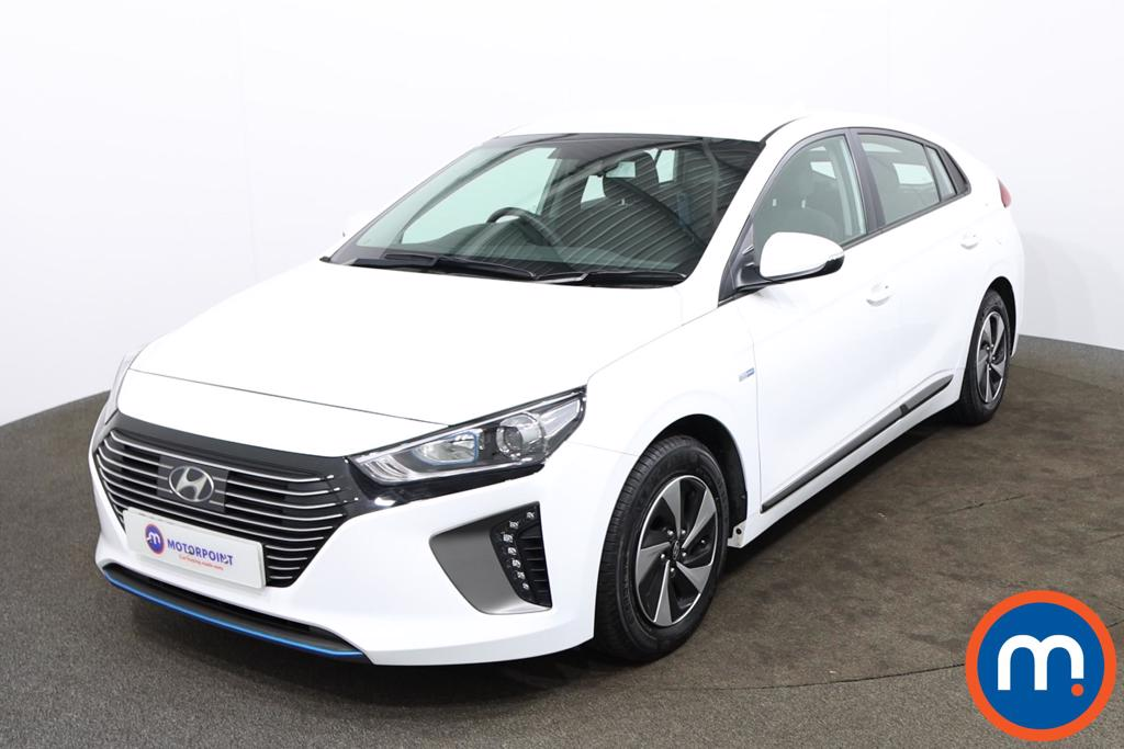 Hyundai Ioniq 1.6 GDi Hybrid SE 5dr DCT - Stock Number 1174577 Passenger side front corner
