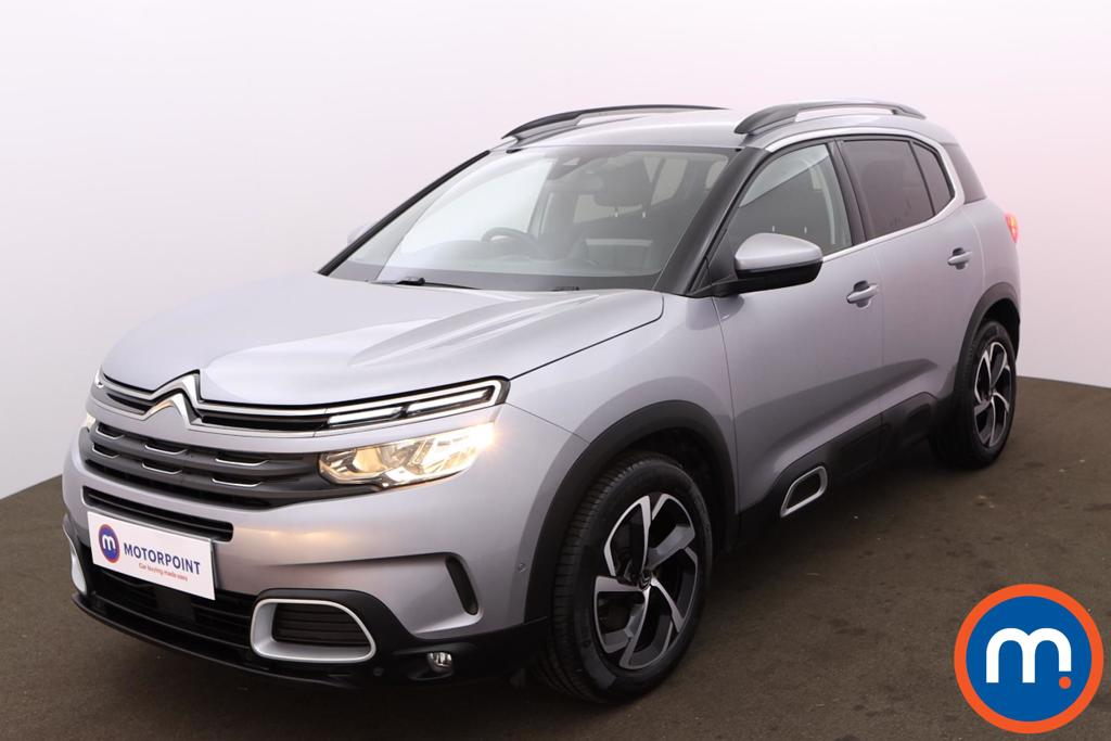Citroen C5 Aircross 1.5 BlueHDi 130 Flair 5dr EAT8 - Stock Number 1175927 Passenger side front corner