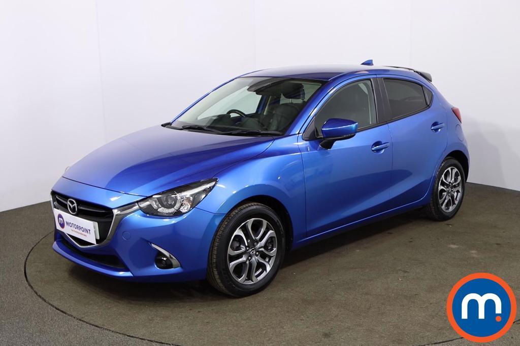 Mazda 2 1.5 GT Sport Nav-Plus 5dr - Stock Number 1171027 Passenger side front corner