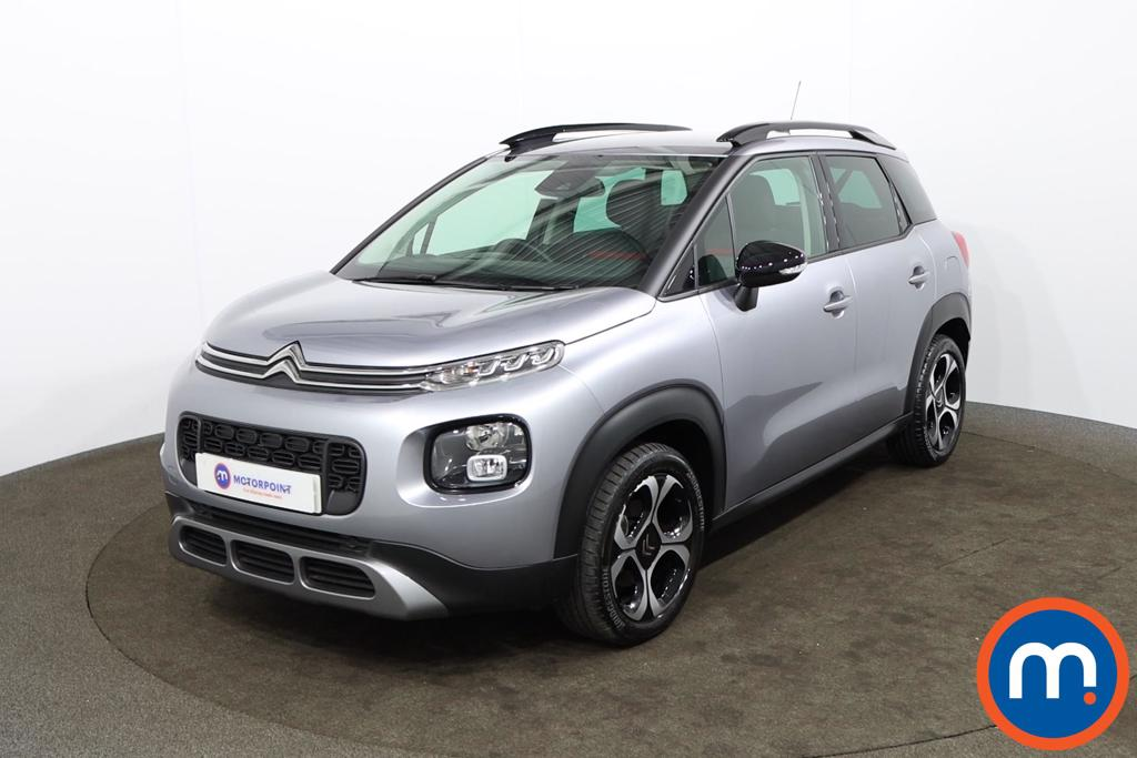 Citroen C3 Aircross 1.2 PureTech 110 Flair 5dr [6 speed] - Stock Number 1174270 Passenger side front corner