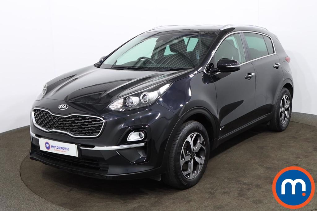 KIA Sportage 1.6T GDi ISG 2 5dr [AWD] - Stock Number 1174139 Passenger side front corner
