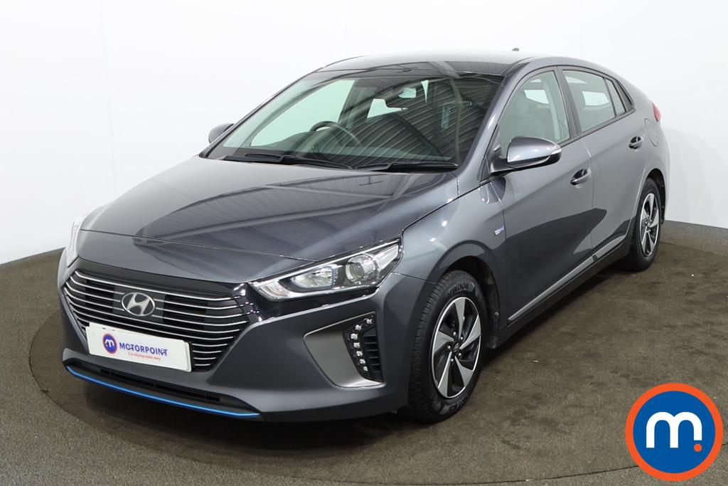 Hyundai Ioniq 1.6 GDi Hybrid SE 5dr DCT - Stock Number 1175241 Passenger side front corner
