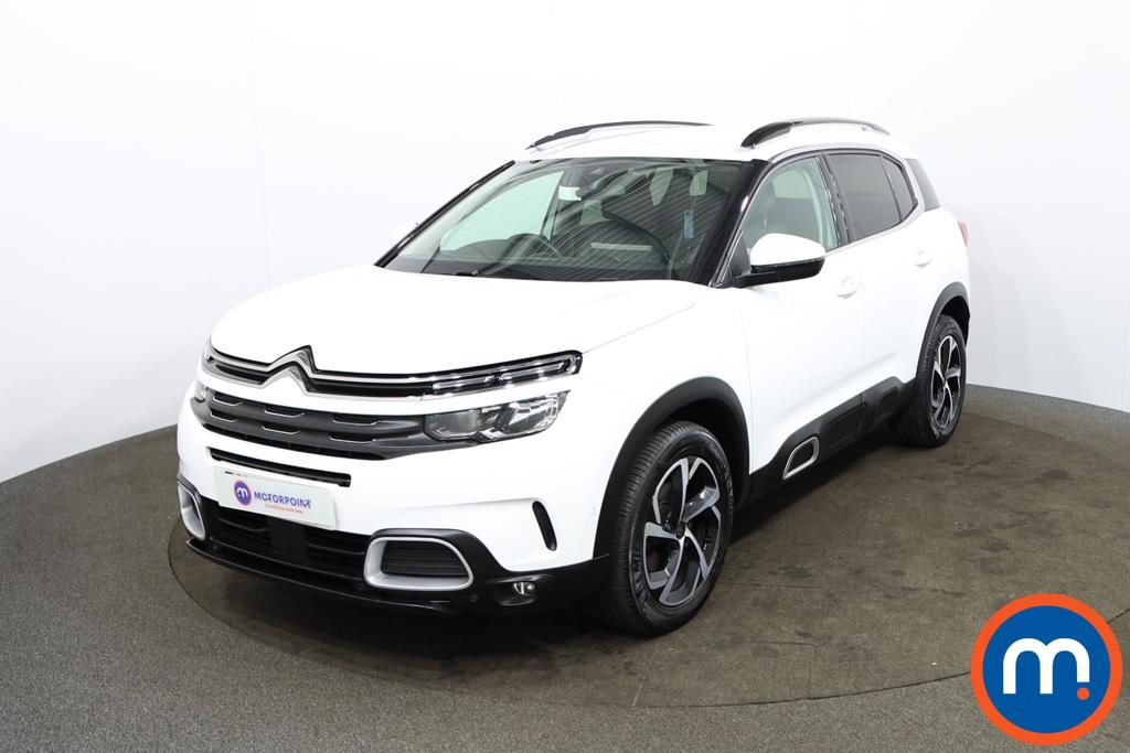 Citroen C5 Aircross 1.2 PureTech 130 Flair 5dr - Stock Number 1175948 Passenger side front corner