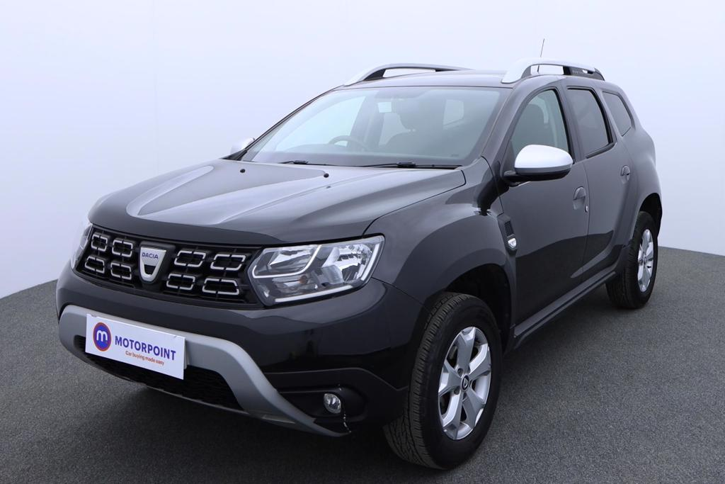 Dacia Duster 1.3 TCe 130 Comfort 5dr - Stock Number 1172897 Passenger side front corner