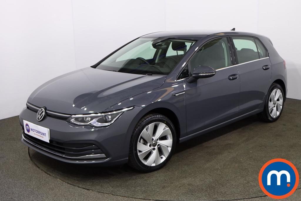 Volkswagen Golf 1.5 TSI Style 5dr - Stock Number 1173637 Passenger side front corner