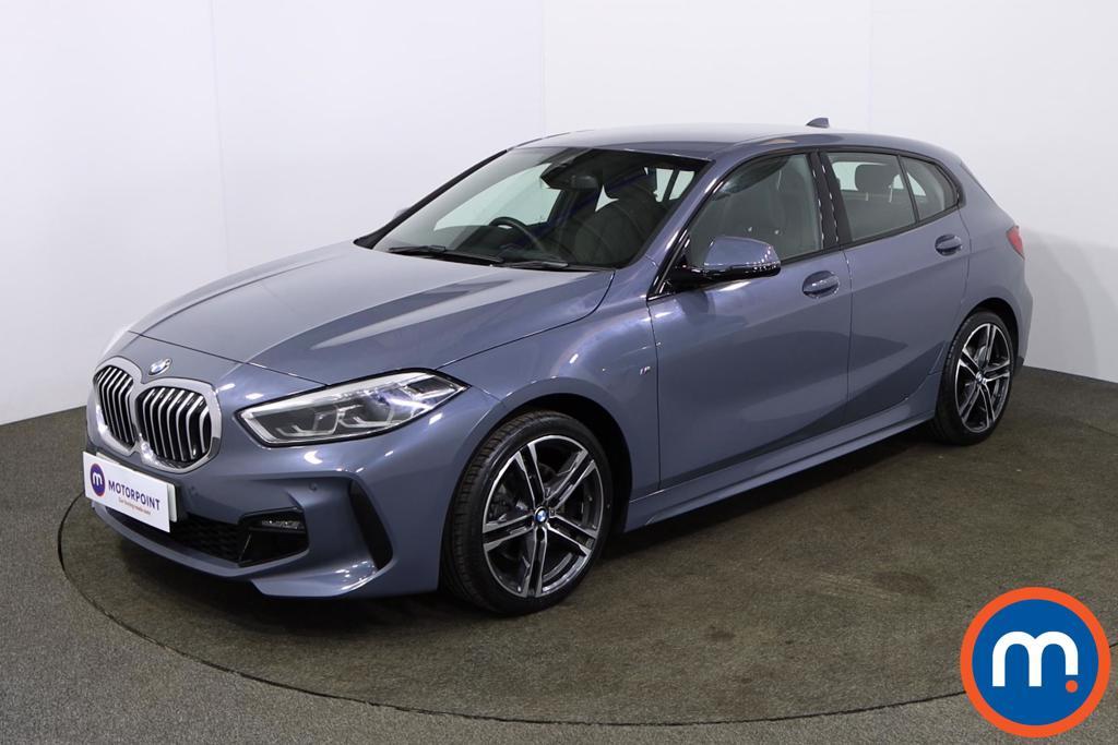 BMW 1 Series 118i M Sport 5dr Step Auto - Stock Number 1173771 Passenger side front corner