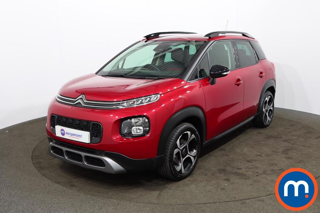 Citroen C3 Aircross 1.2 PureTech 110 Flair 5dr [6 speed] - Stock Number 1174260 Passenger side front corner