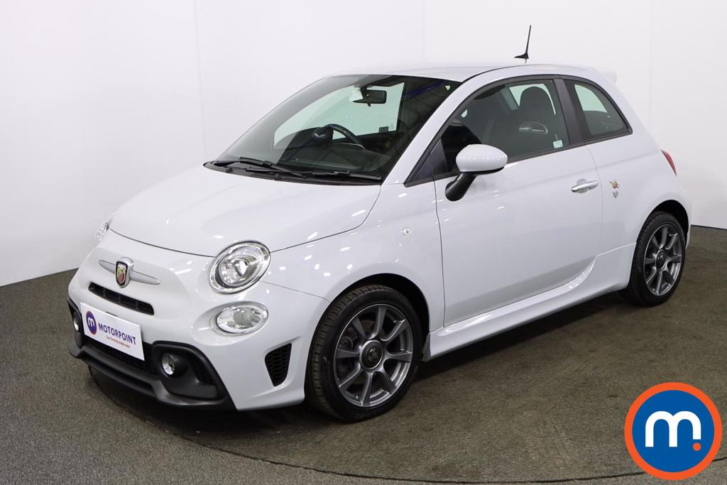 Abarth 595 1.4 T-Jet 145 3dr - Stock Number 1175115 Passenger side front corner