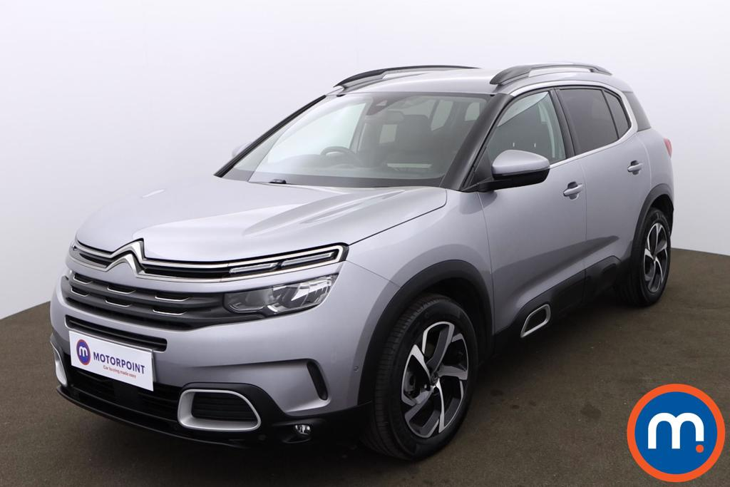 Citroen C5 Aircross 1.5 BlueHDi 130 Flair 5dr EAT8 - Stock Number 1175931 Passenger side front corner