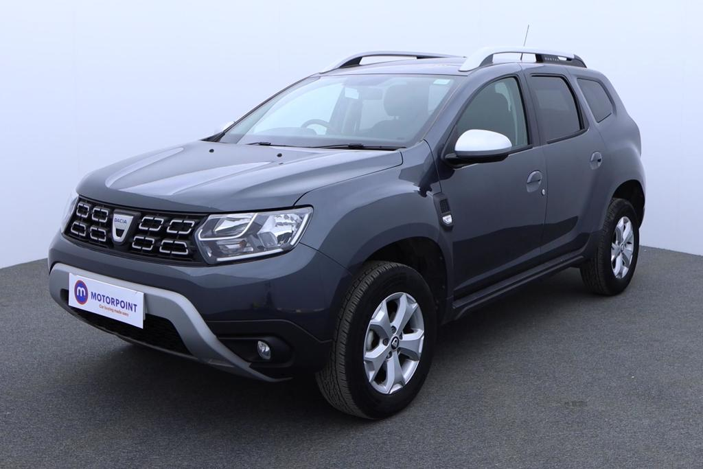 Dacia Duster 1.3 TCe 130 Comfort 5dr - Stock Number 1172944 Passenger side front corner