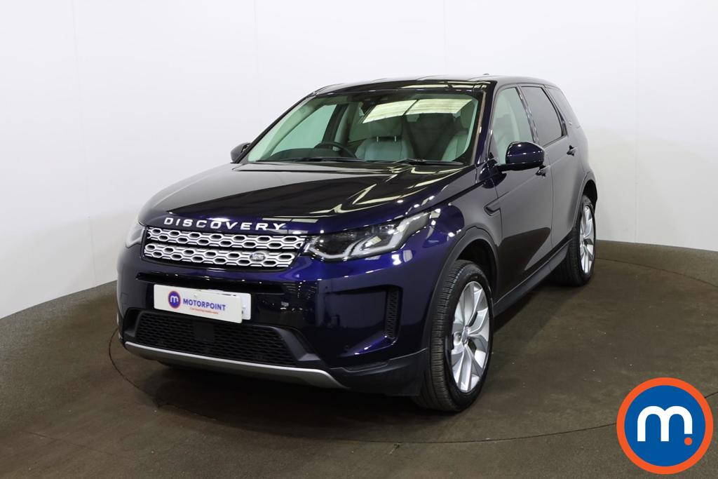 Land Rover Discovery Sport 2.0 D180 HSE 5dr Auto - Stock Number 1173040 Passenger side front corner