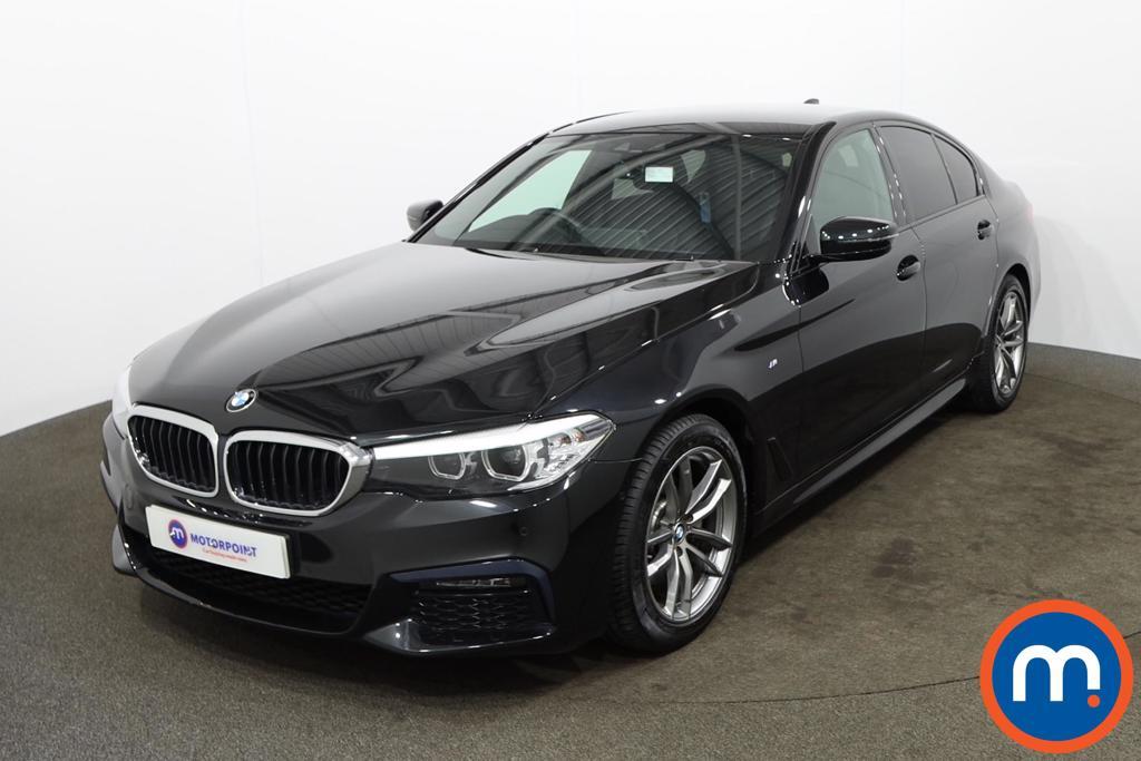 BMW 5 Series 520d M Sport 4dr Auto - Stock Number 1173821 Passenger side front corner