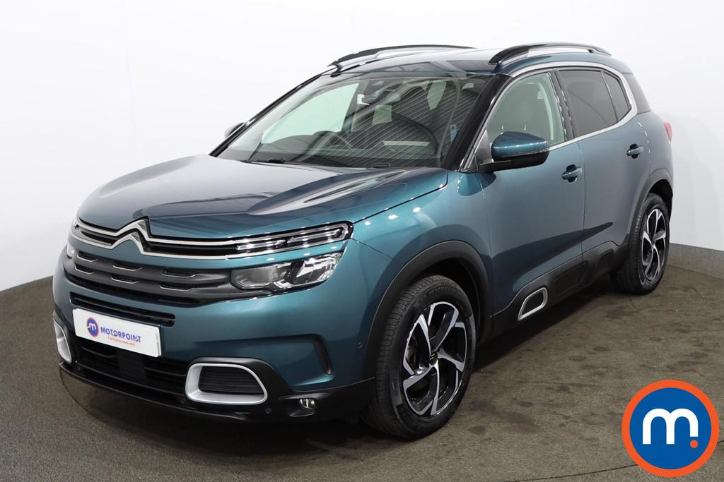 Citroen C5 Aircross 1.5 BlueHDi 130 Flair 5dr EAT8 - Stock Number 1175279 Passenger side front corner