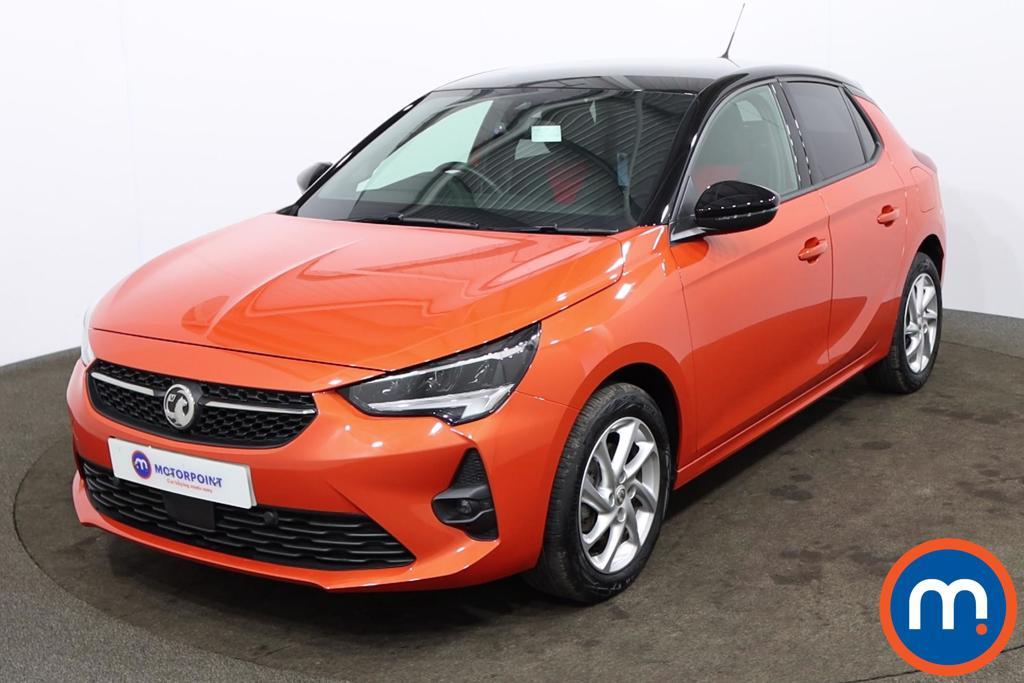 Vauxhall Corsa 1.2 Turbo SRi Nav Premium 5dr - Stock Number 1175395 Passenger side front corner
