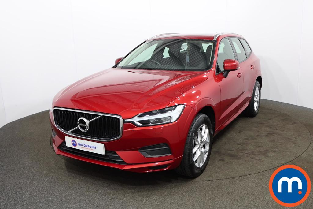 Volvo Xc60 2.0 T5 [250] Momentum 5dr AWD Geartronic - Stock Number 1175425 Passenger side front corner