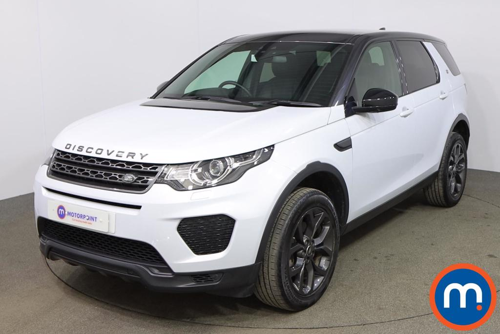 Land Rover Discovery Sport 2.0 TD4 180 Landmark 5dr Auto - Stock Number 1175616 Passenger side front corner