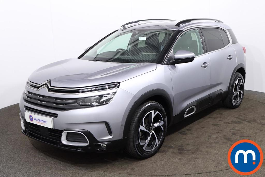 Citroen C5 Aircross 1.5 BlueHDi 130 Flair 5dr EAT8 - Stock Number 1175928 Passenger side front corner