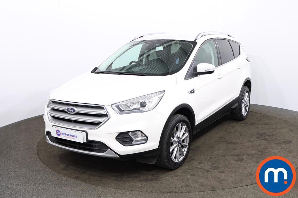 Ford Kuga 1.5 EcoBoost Titanium Edition 5dr 2WD - Stock Number 1170784 Passenger side front corner