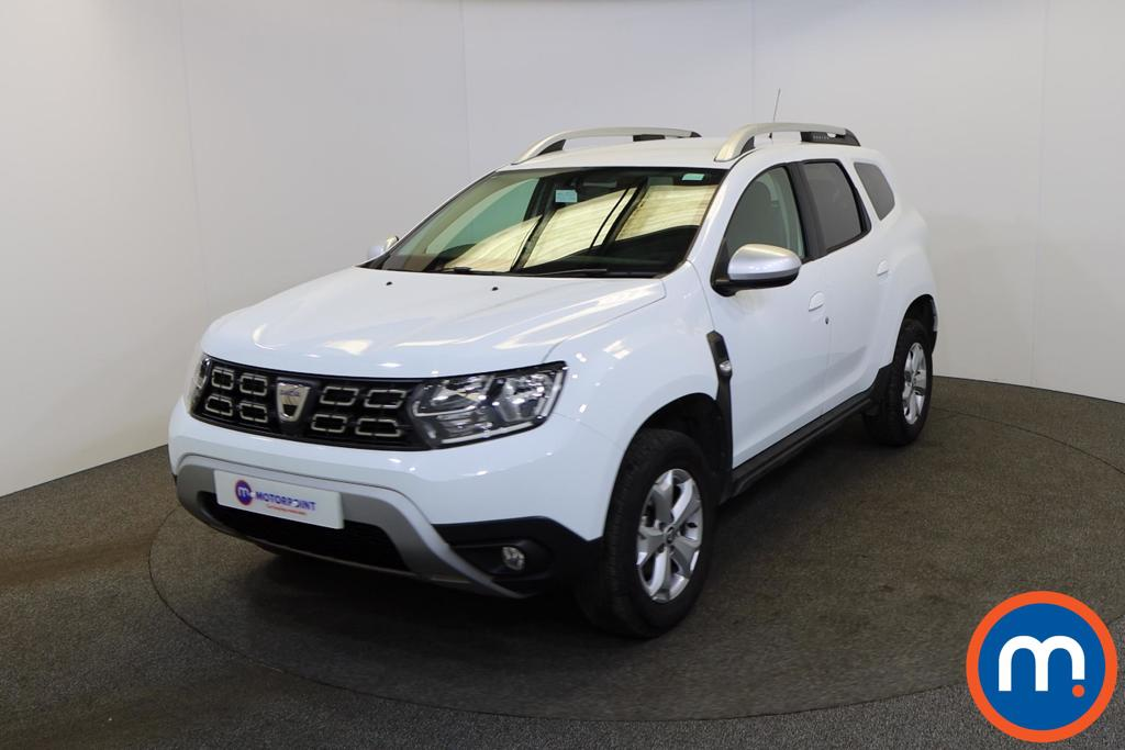 Dacia Duster 1.3 TCe 130 Comfort 5dr - Stock Number 1172895 Passenger side front corner