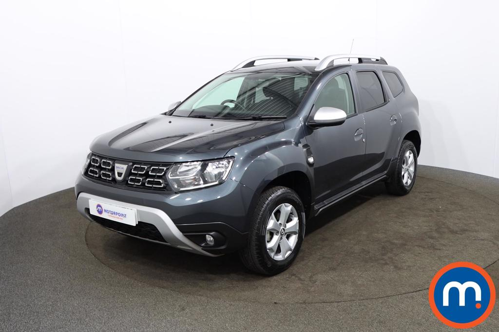 Dacia Duster 1.3 TCe 130 Comfort 5dr - Stock Number 1172916 Passenger side front corner