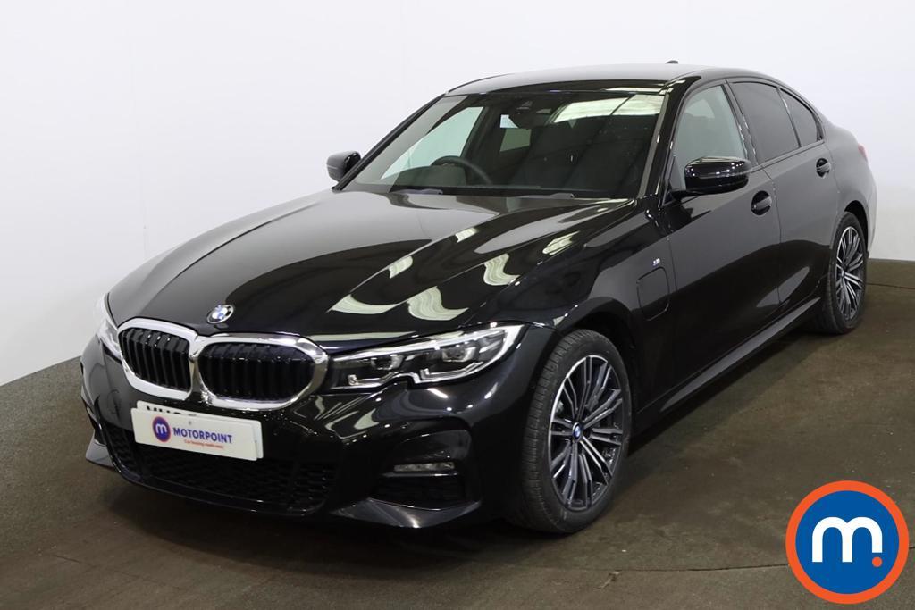 BMW 3 Series 330e M Sport 4dr Auto - Stock Number 1173038 Passenger side front corner