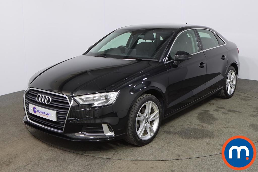 Audi A3 1.5 TFSI Sport 4dr S Tronic - Stock Number 1173697 Passenger side front corner