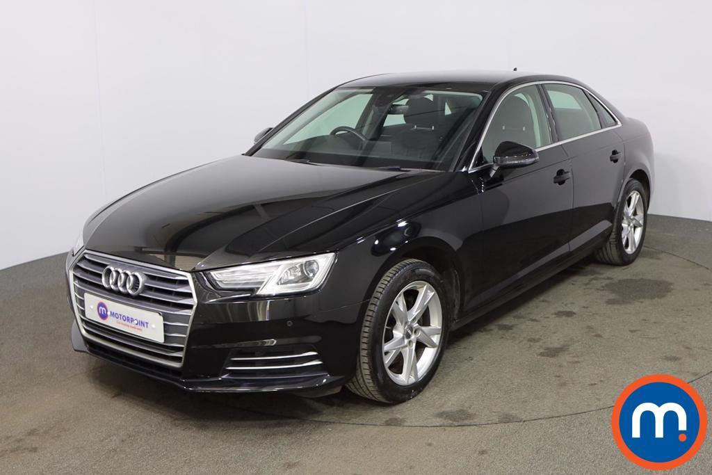 Audi A4 1.4T FSI Sport 4dr [Leather] - Stock Number 1173712 Passenger side front corner