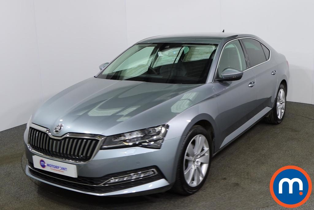 Skoda Superb 2.0 TDI CR 190 SE L 5dr DSG - Stock Number 1174804 Passenger side front corner
