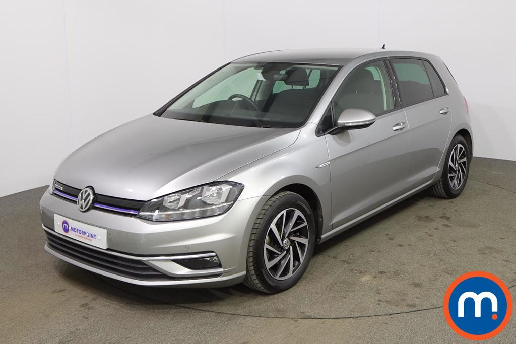 Volkswagen Golf 1.5 TSI EVO Match 5dr - Stock Number 1172132 Passenger side front corner