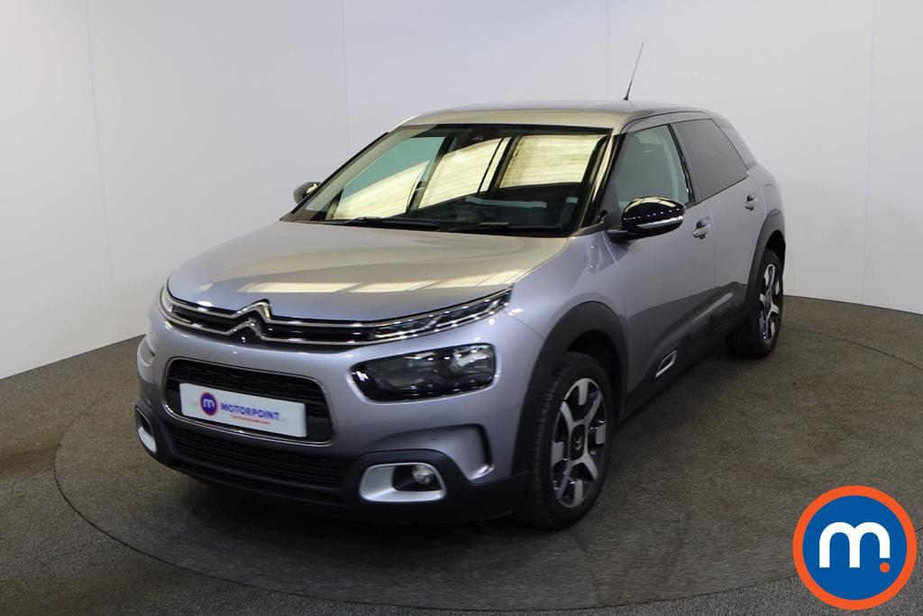 Citroen C4 Cactus 1.2 PureTech 130 Flair EAT6 5dr - Stock Number 1172270 Passenger side front corner