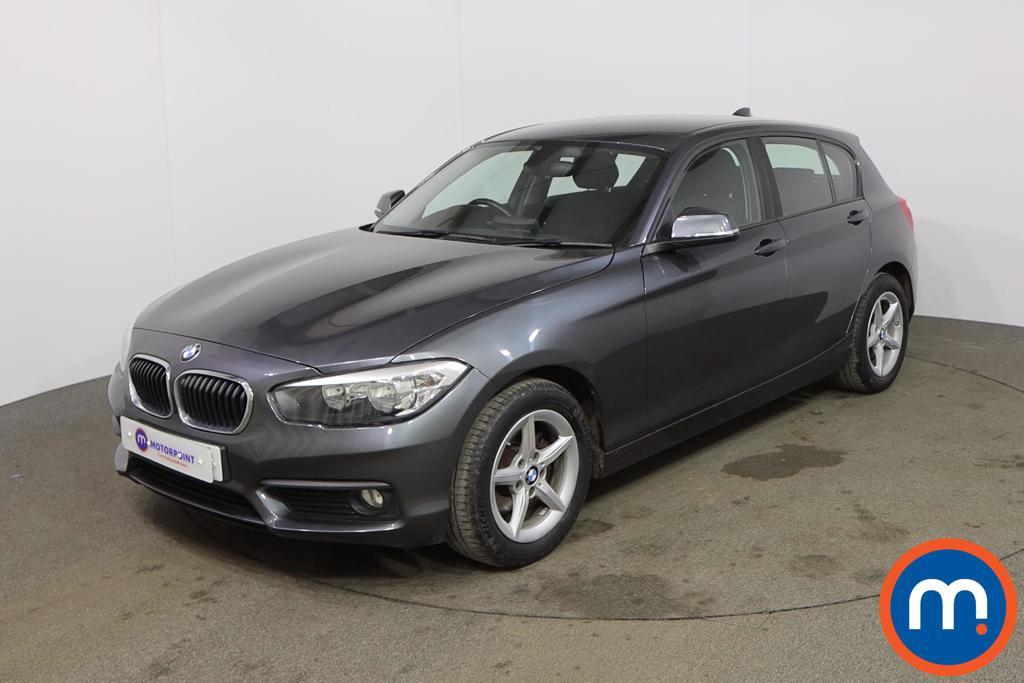 BMW 1 Series 118i [1.5] SE 5dr [Nav-Servotronic] Step Auto - Stock Number 1172396 Passenger side front corner