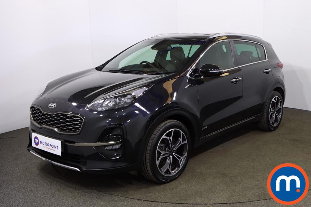 KIA Sportage 1.6T GDi ISG GT-Line 5dr DCT Auto [AWD] - Stock Number 1172547 Passenger side front corner
