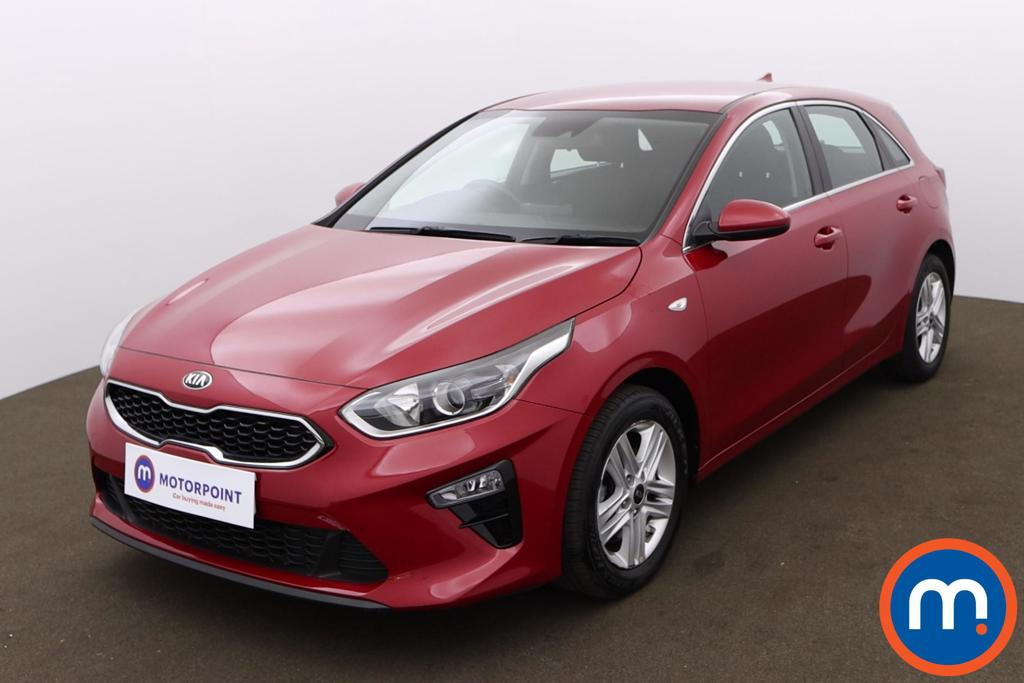 KIA Ceed 1.0T GDi ISG 2 5dr - Stock Number 1174359 Passenger side front corner
