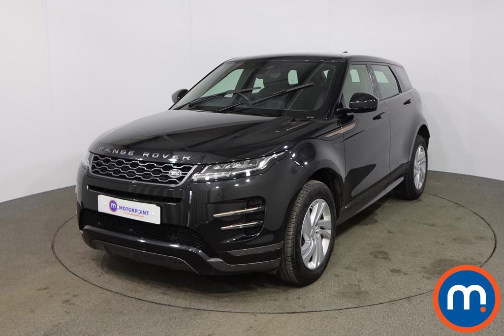 Land Rover Range Rover Evoque 2.0 D180 R-Dynamic S 5dr Auto - Stock Number 1174593 Passenger side front corner