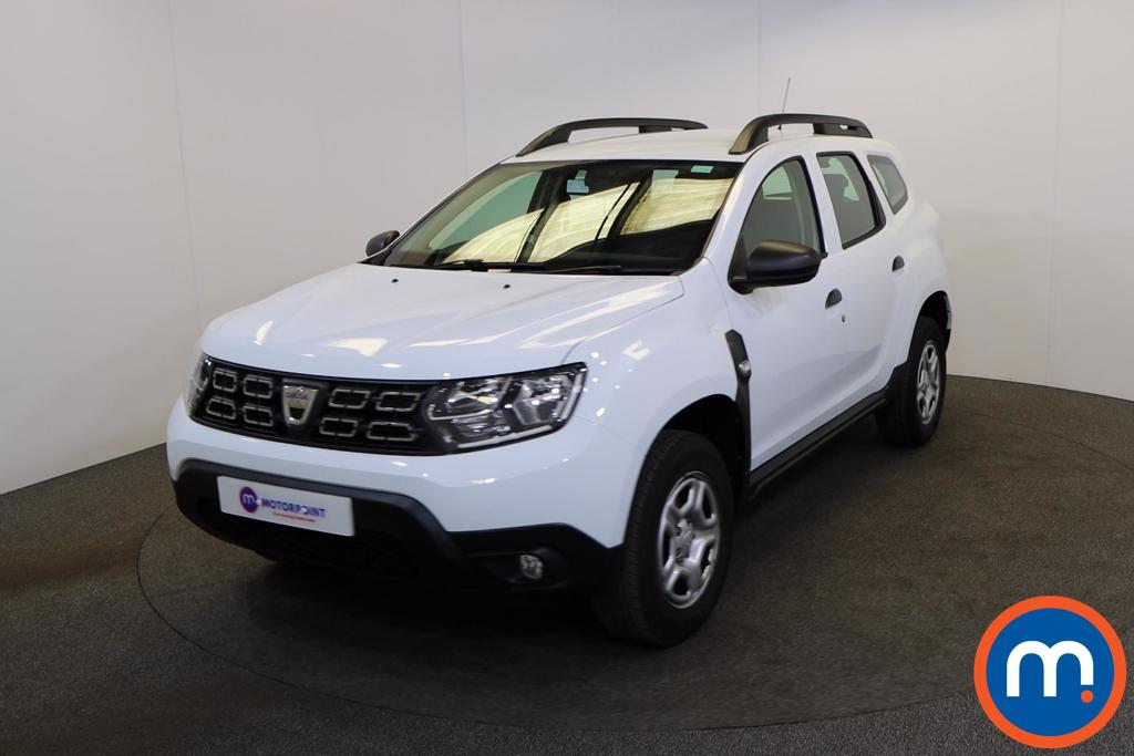 Dacia Duster 1.0 TCe 100 Essential 5dr - Stock Number 1175781 Passenger side front corner