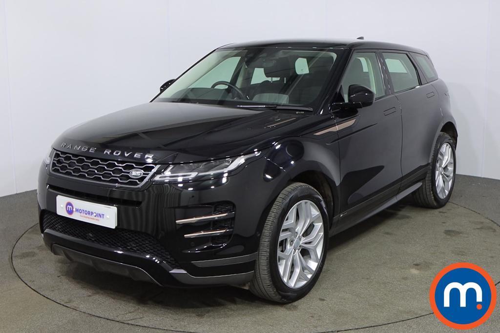 Land Rover Range Rover Evoque 2.0 D180 R-Dynamic SE 5dr Auto - Stock Number 1175906 Passenger side front corner