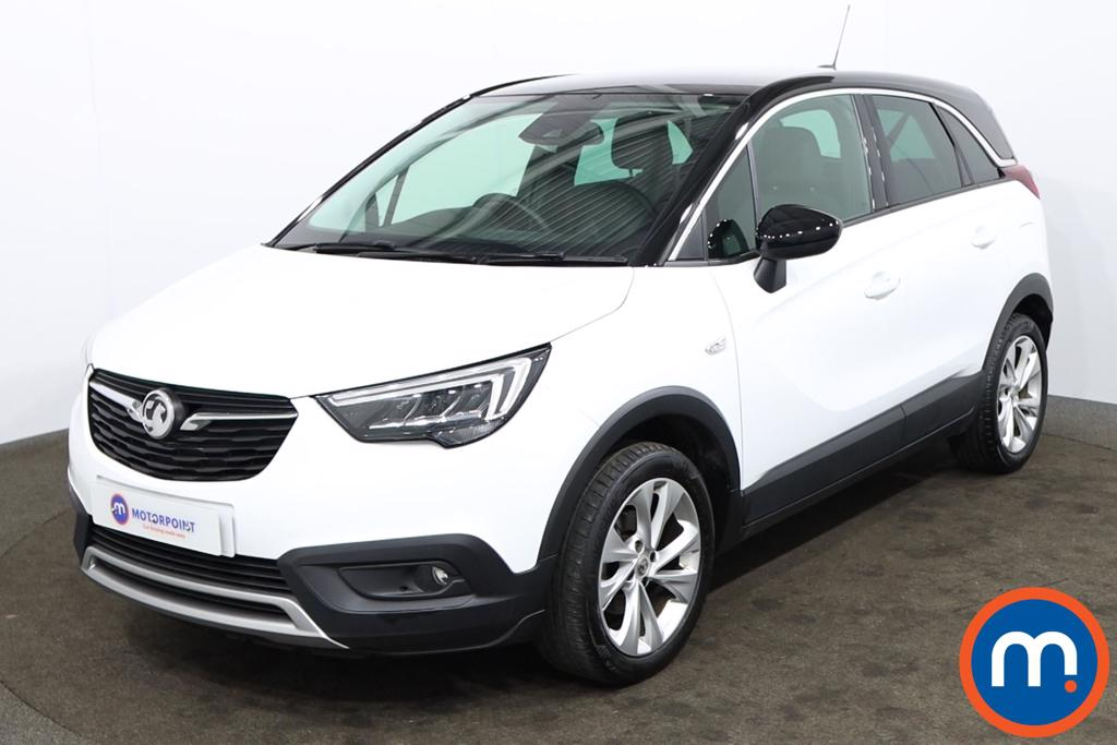 Vauxhall Crossland X 1.2T [130] Business Edition Nav 5dr [S-S] - Stock Number 1176051 Passenger side front corner
