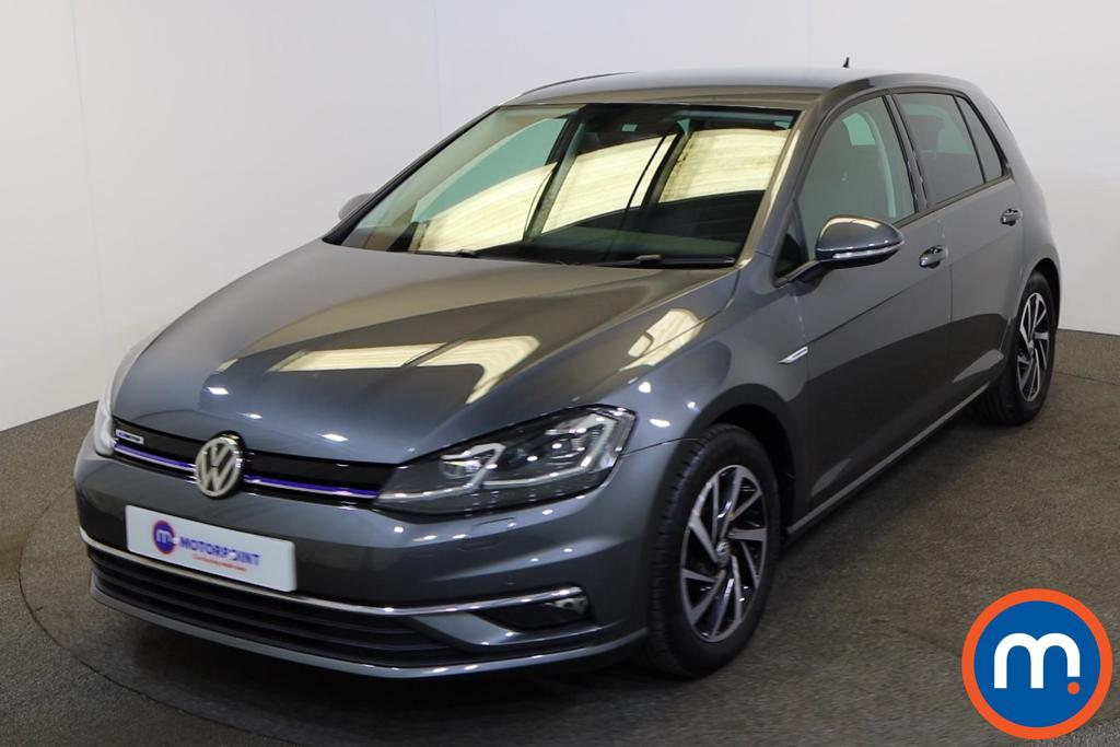 Volkswagen Golf 1.5 TSI EVO Match Edition 5dr - Stock Number 1176895 Passenger side front corner