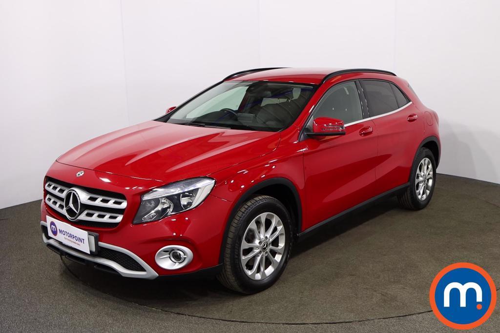 Mercedes-Benz GLA GLA 200d SE 5dr Auto - Stock Number 1171747 Passenger side front corner