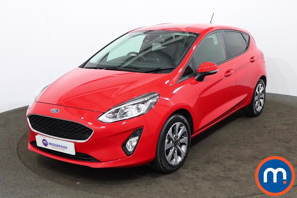 Ford Fiesta 1.1 Trend Navigation 5dr - Stock Number 1172992 Passenger side front corner