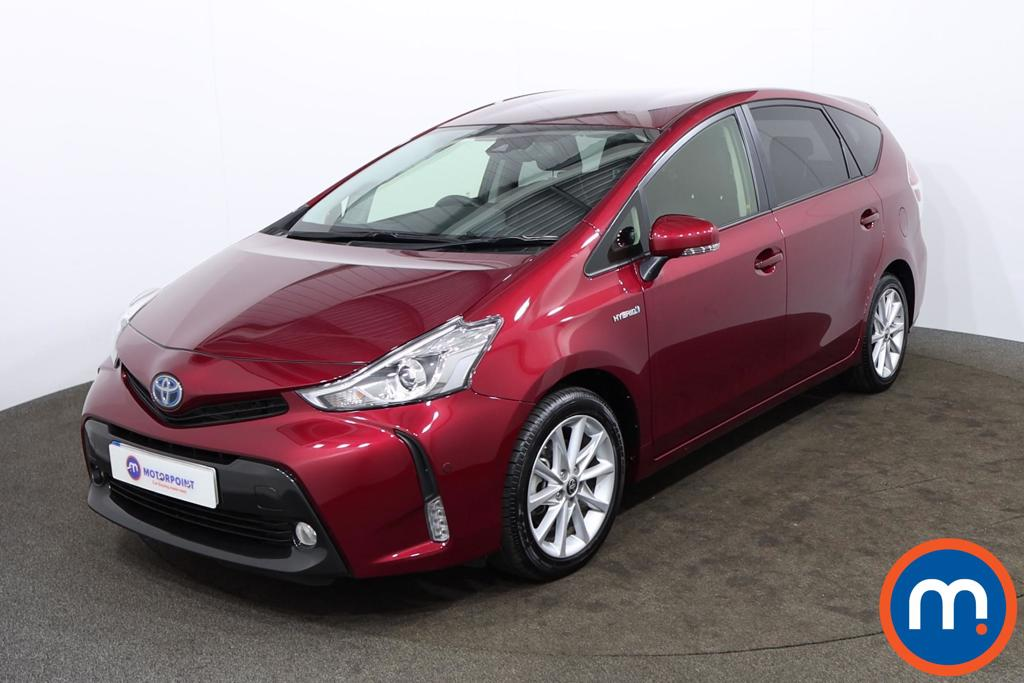 Toyota Prius-Plus 1.8 VVTi Excel TSS 5dr CVT Auto - Stock Number 1174768 Passenger side front corner