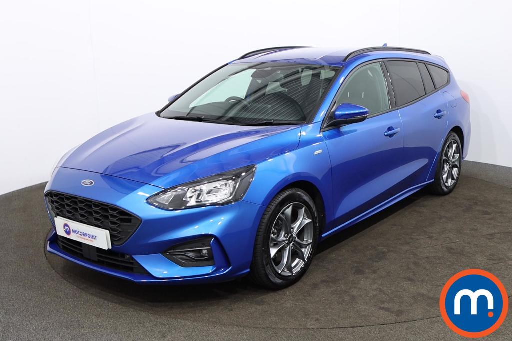 Ford Focus 1.5 EcoBlue 120 ST-Line Edition 5dr - Stock Number 1176688 Passenger side front corner