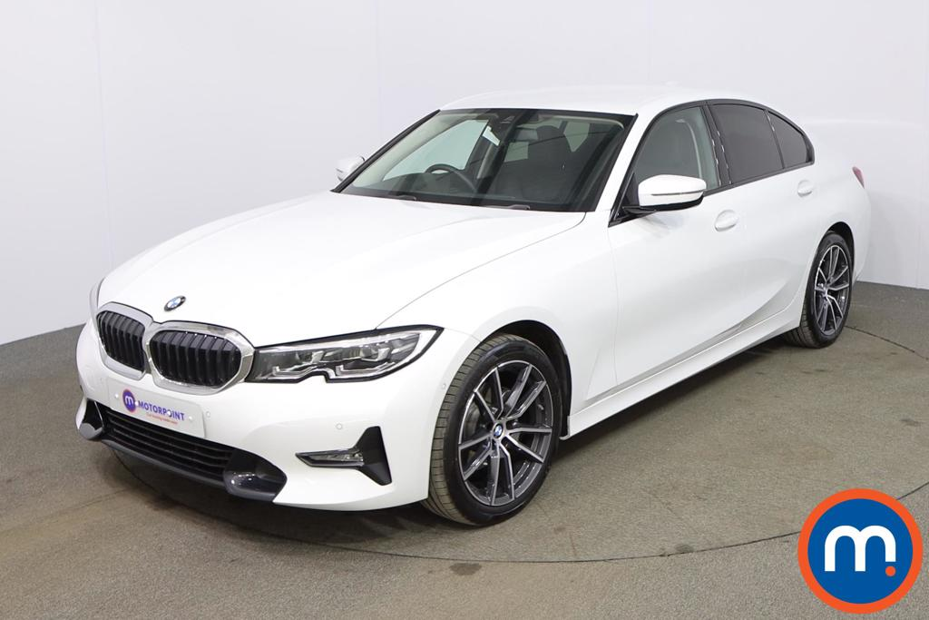BMW 3 Series 320i Sport 4dr Step Auto - Stock Number 1178564 Passenger side front corner