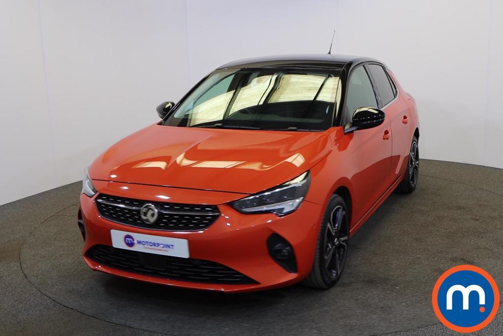 Vauxhall Corsa 1.2 Turbo Elite Nav Premium 5dr Auto - Stock Number 1175396 Passenger side front corner