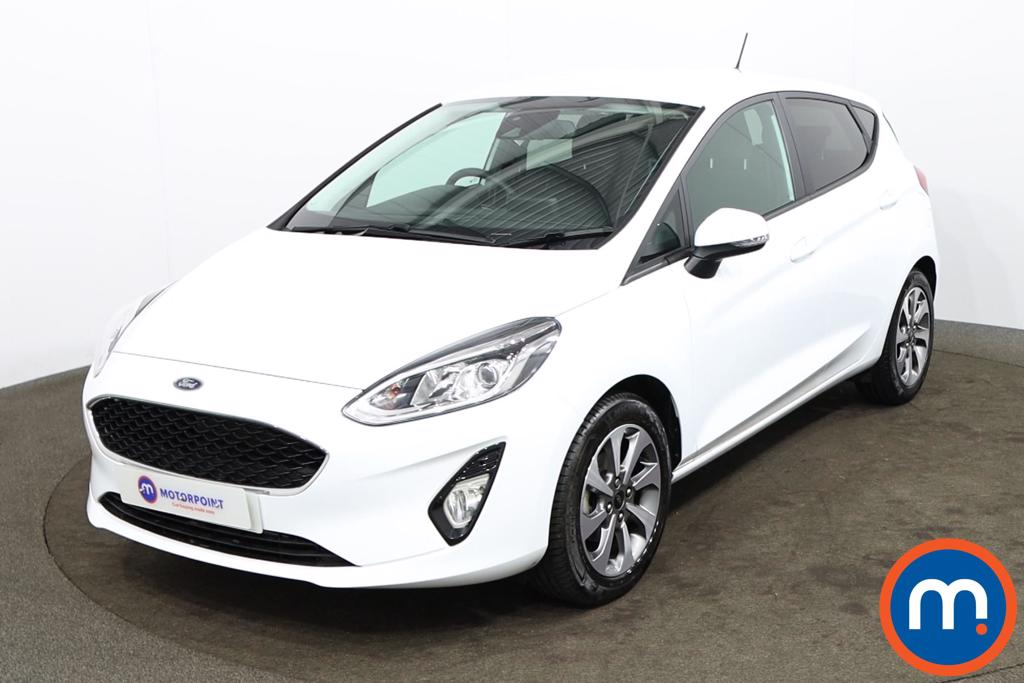 Ford Fiesta 1.1 Trend Navigation 5dr - Stock Number 1175593 Passenger side front corner