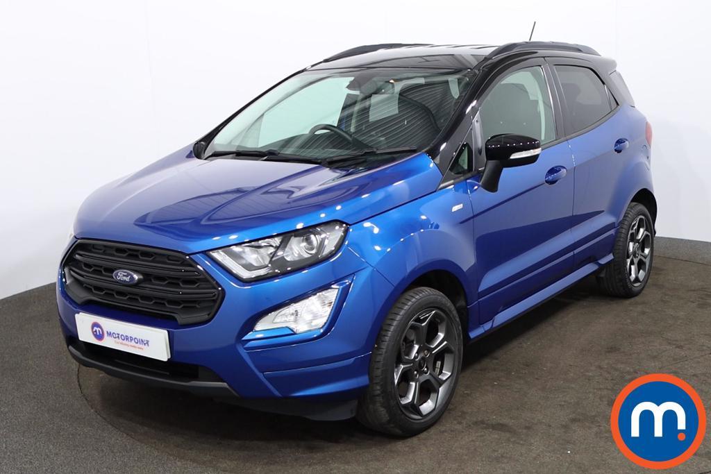 Ford Ecosport 1.0 EcoBoost 125 ST-Line 5dr Auto - Stock Number 1175625 Passenger side front corner