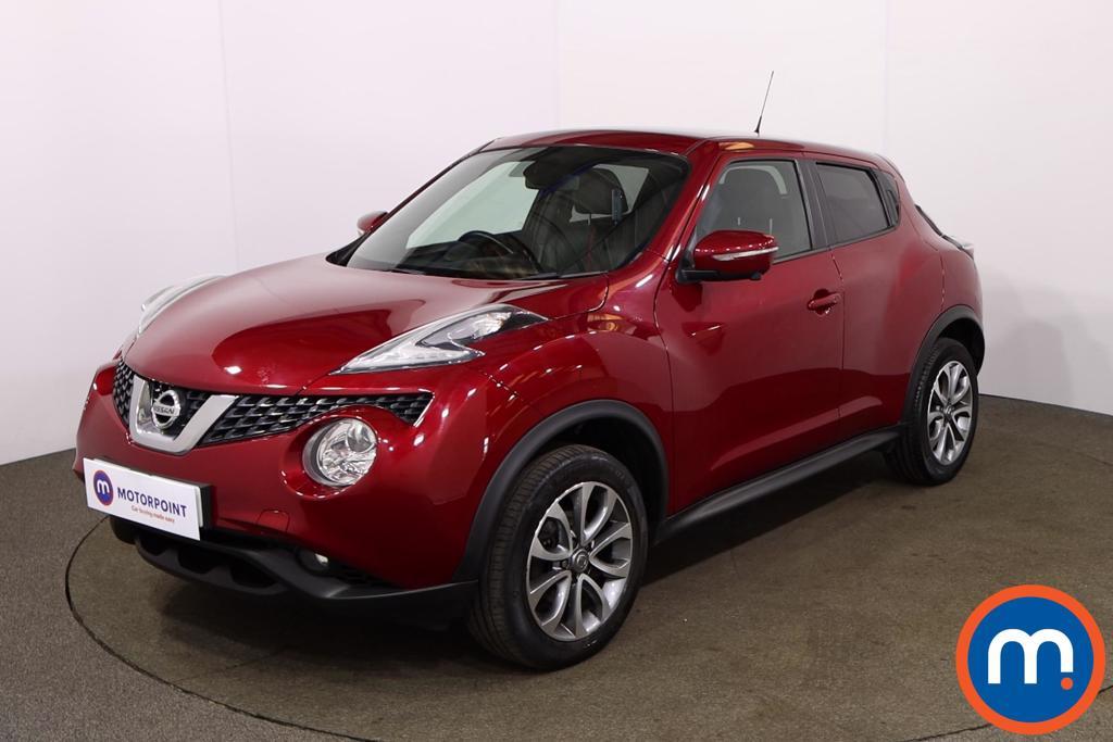 Nissan Juke 1.5 dCi Tekna 5dr - Stock Number 1176237 Passenger side front corner