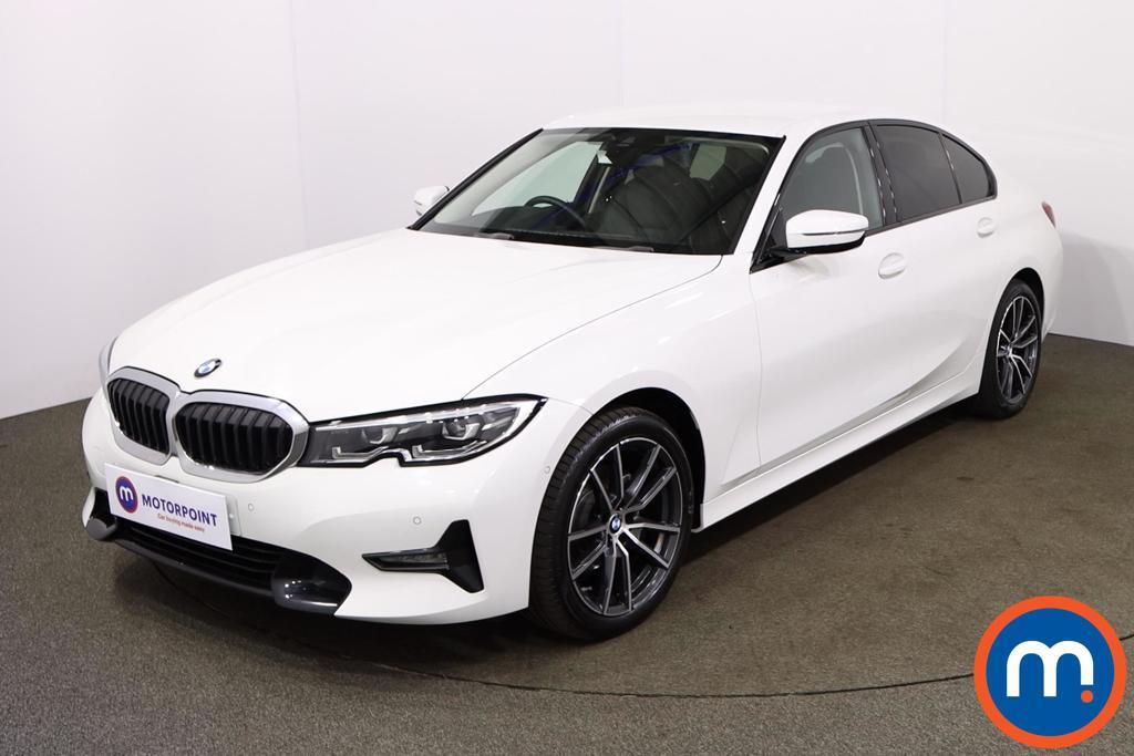 BMW 3 Series 320i Sport 4dr Step Auto - Stock Number 1178547 Passenger side front corner