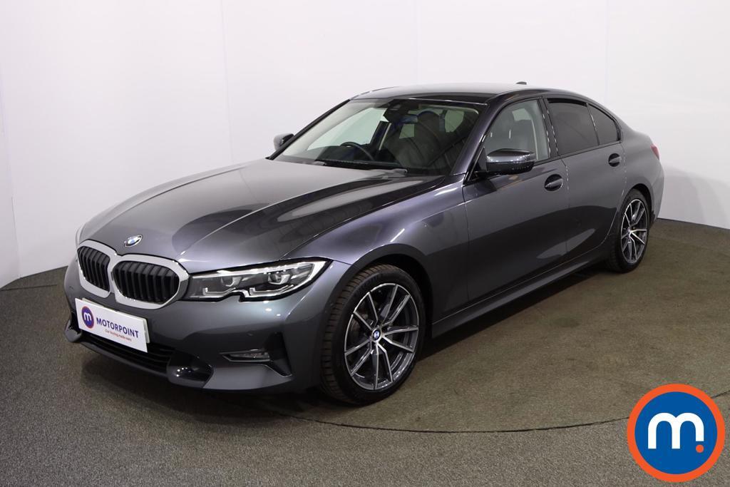 BMW 3 Series 320i Sport 4dr Step Auto - Stock Number 1178582 Passenger side front corner