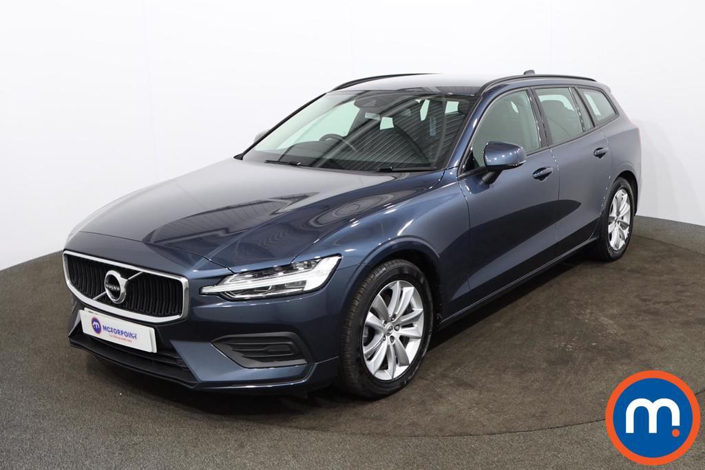 Volvo V60 2.0 D4 [190] Momentum 5dr Auto - Stock Number 1176037 Passenger side front corner